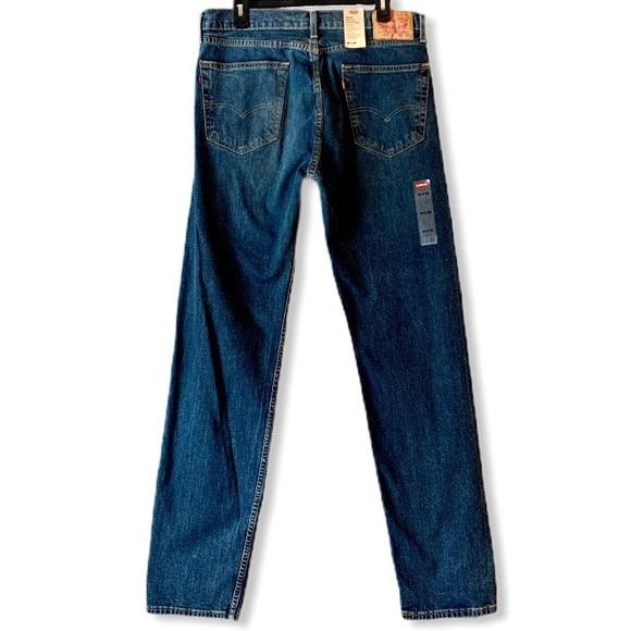 NEW Regular Men/'s Blue Levi/'s Jeans 005051155